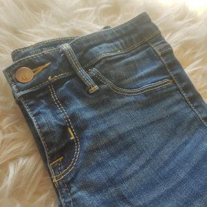 Nicely Low Rise Skinny Jeans Sz 0/25S